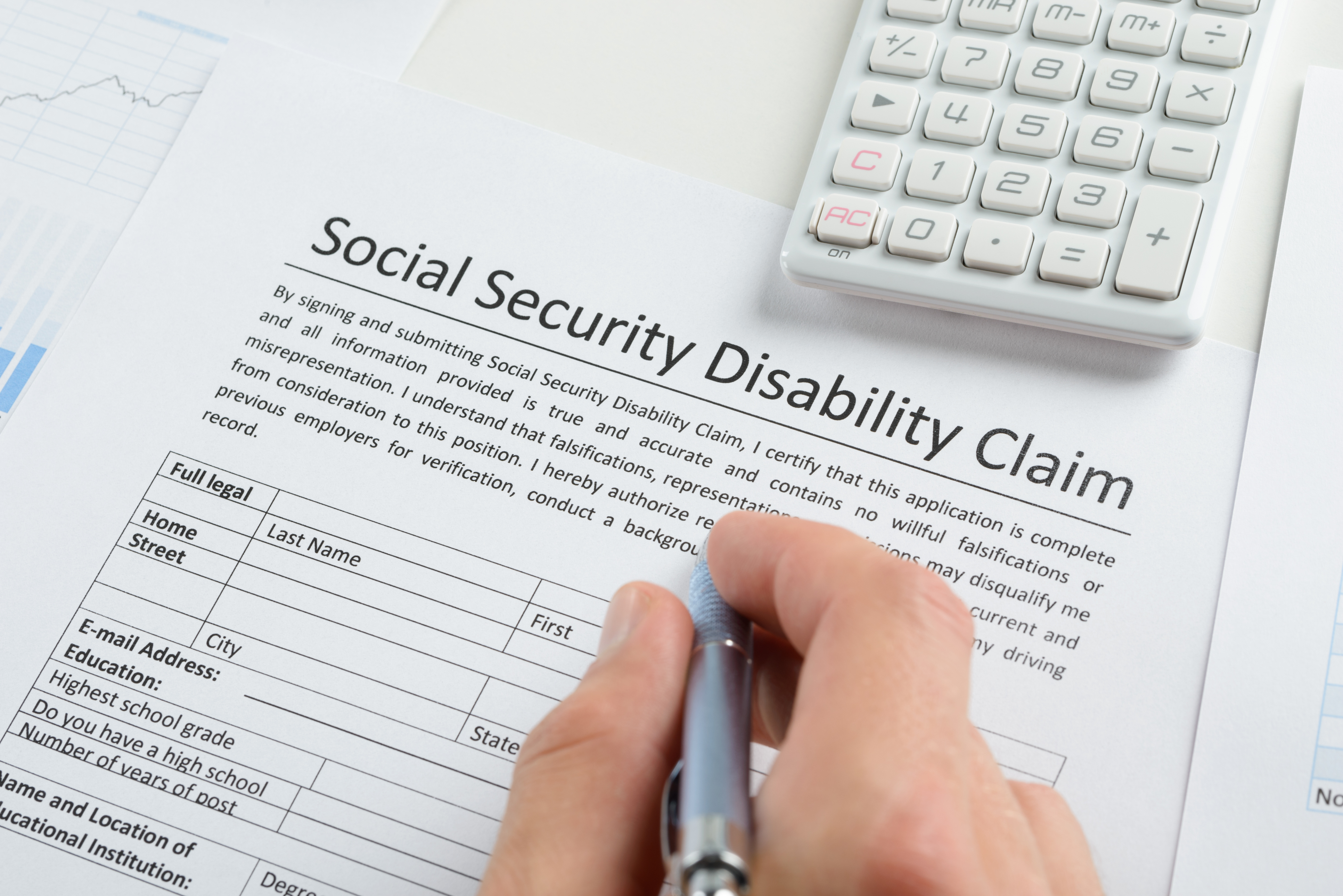 Do You Qualify For Social Security Disability Benefits In Maryland?