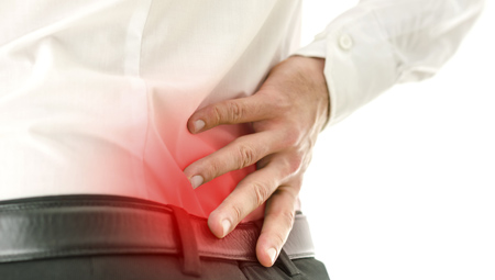 Disability Benefits for Back Injuries