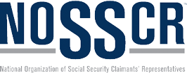 National Organization of Social Security Claimants' Represenatives Logo